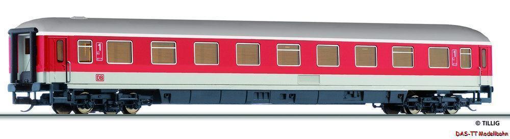 TT viaggiatori 1. KL. Avmz 111 DB Ep. IV Tillig 13588