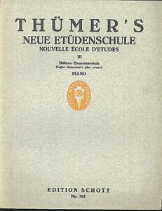 THUMER-039-S-NEUE-ETUDENSCHULE-III