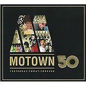 1 of 1 - Various Artists - Motown 50 (2008)
