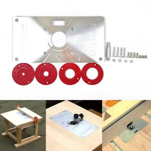 Router-Table-Insert-Plate-Woodworking-Benches-Trimmer-Models-Engraving-Machine