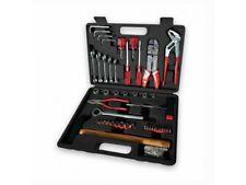 Caja de herramientas con 100 piezas y 5 llaves RDM