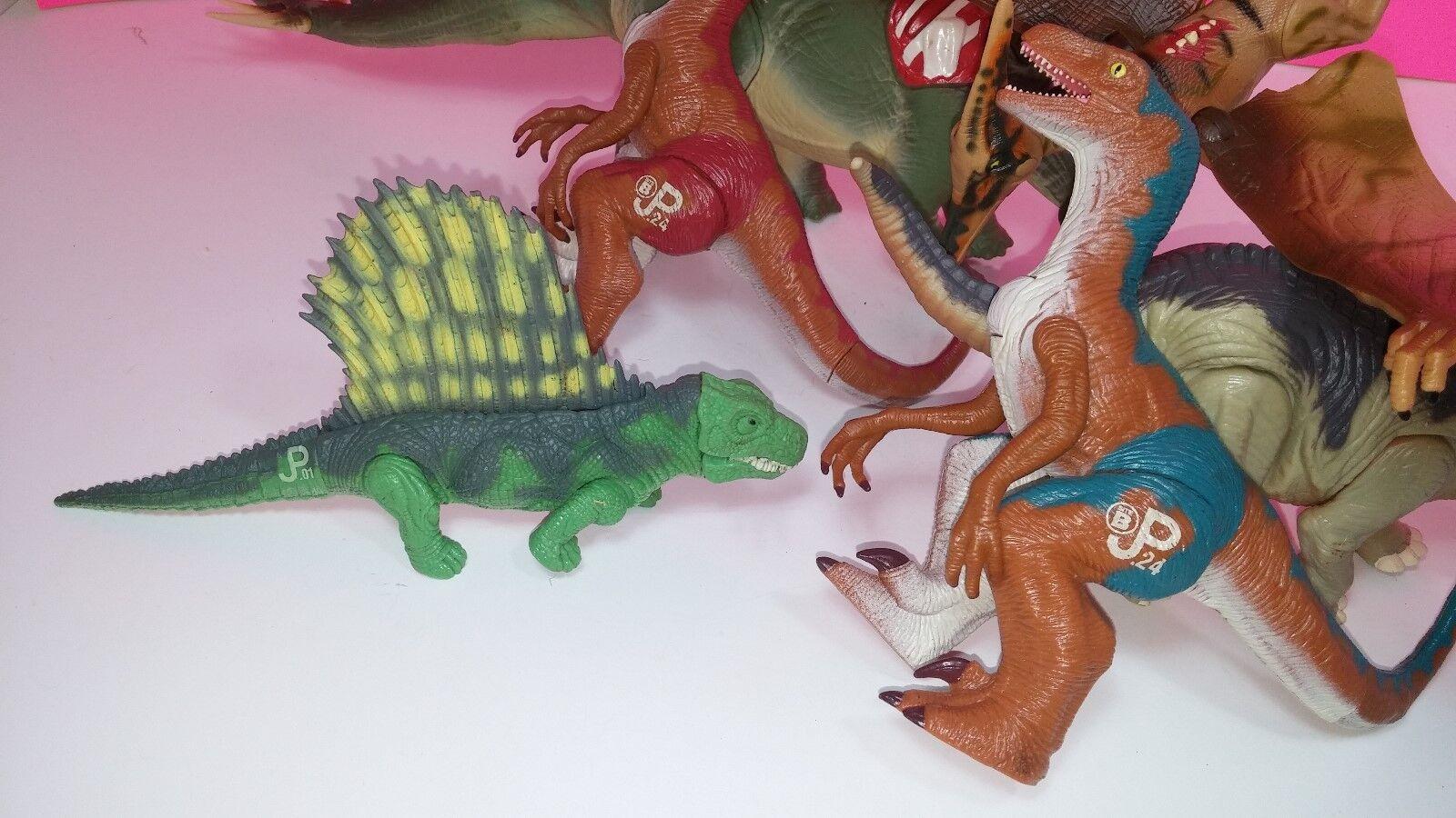 Kenner Jurassic Jurassic Jurassic Park Vintage Action Figure Lot Stegosaurus 8fe99a