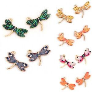 10PCs-Alloy-Multicolor-Enamel-Dragonfly-Charm-Pendants-Jewelry-Making-Findings