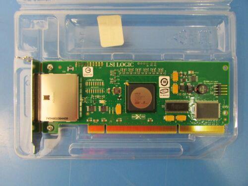 LSI Logic SAS3801X PCI-X External  SAS HBA 3GB//S Controller Card w//Low Profile