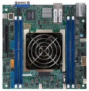 Details about Supermicro X11SDV-8C+-TLN2F Motherboard Mini-ITX Xeon D-2141I  FULL WARRANTY