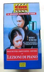 LEZIONI-DI-PIANO-vhs-Cine-Collection-Fabbri-Video