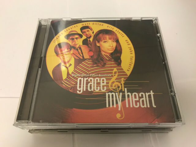 Various Artists : Grace of My Heart CD (2002)  008811155421