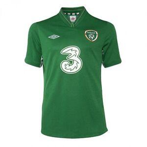 d62780f061c Image is loading Umbro-Ireland-football-shirt-Jersey-Ireland-Home-Shirt-