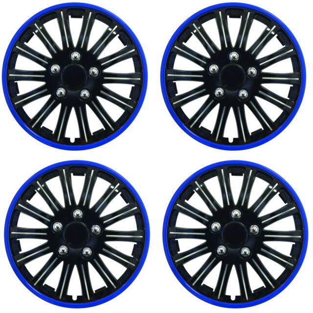 Renault Clio 14 Stylish Stealth Wheel Cover Hub Caps x4 Streetwize Christmas presents