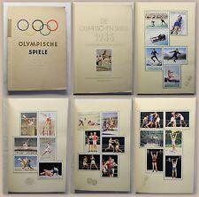 Olympische Spiele Garmisch-Partenkirchen Berlin 1936 Album Sidolwerke Siegel xz
