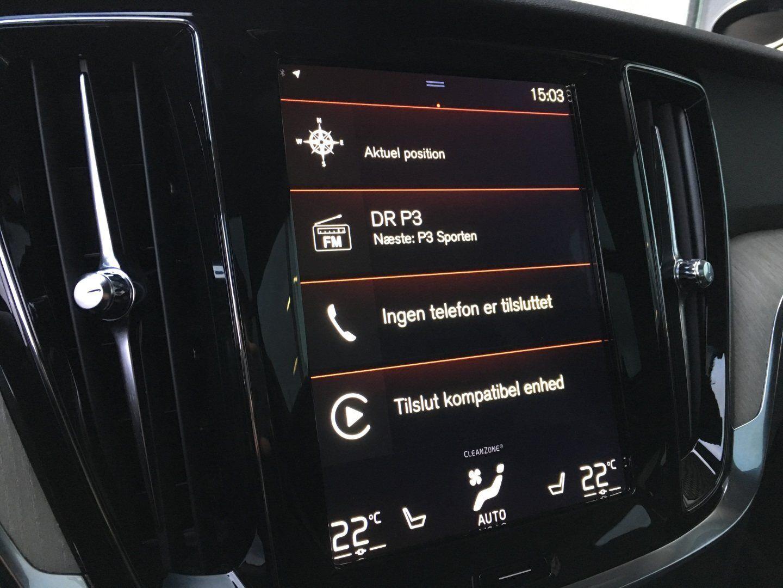 Volvo V60 2,0 T6 310 Inscription aut. AWD - billede 15