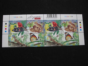 Singapore-2006-Mint-Stamps-Care-For-Nature