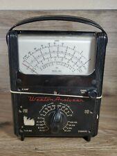 Vintage Weston Analyzer Model 980 See Description
