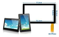 "Touch Screen Digitizer Glass Panel For 7"" Flytouch Dragon T Y88X Q88 Tablet PC"