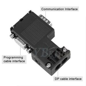 DP Bus Connector Compatible f/ SIEMENS SIMATIC 6ES7 972-0BB12-0XA0 PLC Profibus
