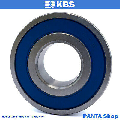 SS6200 2RS Edelstahl Kugellager 10x30x9 mm S6200 S 6200 RS 10x SS 6200 2RS
