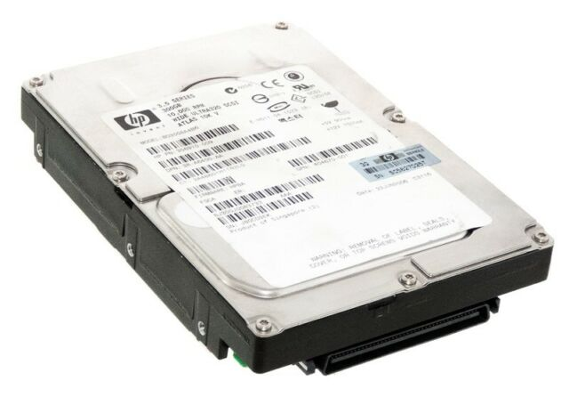 "HDD HP BD3008A4B6 300GB 10k SCSI 80-PIN 3.5"" 404670-001"