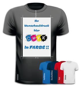 7fbadb6cf42883 Das Bild wird geladen Dein-Wunschmotiv-Wunschgrafik-Logo-am-T-SHIRT-farbig-