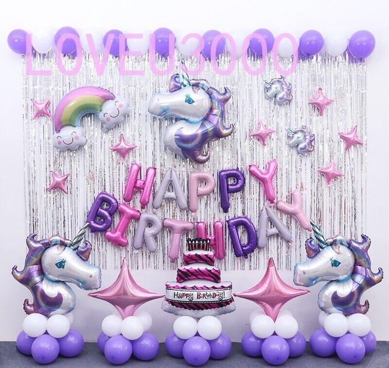 Unicorn Party Supplies Unicorn Party Napkins Pastel Unicorn Party Supplies