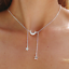 Fashion-Chain-Necklace-Pendant-Jewelry-Charm-Women-Party-Accessories-Necklaces thumbnail 212