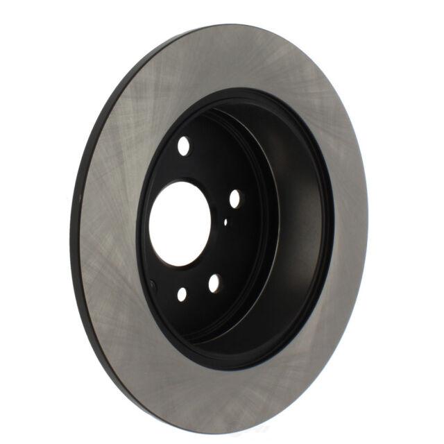 Disc Brake Rotor-Premium Disc - Preferred Rear Centric 120.44188