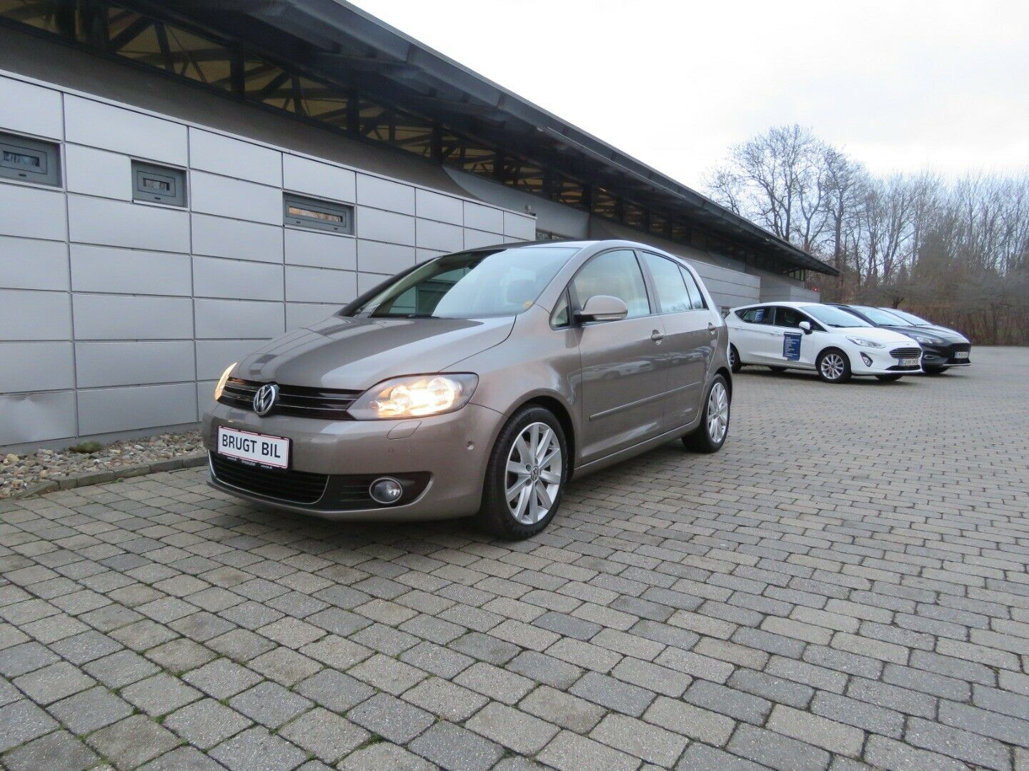 VW Golf Plus 1,4 TSi 122 Highline DSG