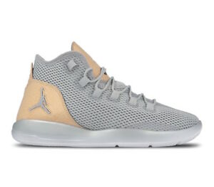 bdfcd672d816bf Image is loading Mens-Nike-Jordan-Reveal-Premium-Wolf-Grey-Vachetta-