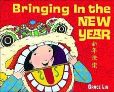Bringing in the New Year by Grace Lin (2013, Board Book)
