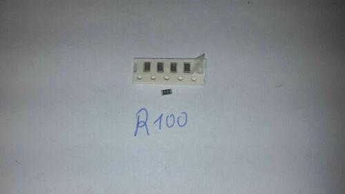 SMD Dickfilm Widerstand- 0,1Ohm 1206 1/% CR32-R100-FL/_ 10-1000Stk 0,02ۆb