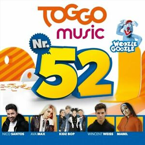 Toggo-Music-52-CD-NEU-OVP