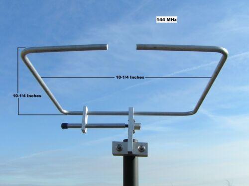 2 METER LOOP 144 MHz ANTENNA HAM RADIO