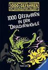 1000 Gefahren in der Drachenhöhle von Fabian Lenk (2014, Taschenbuch)