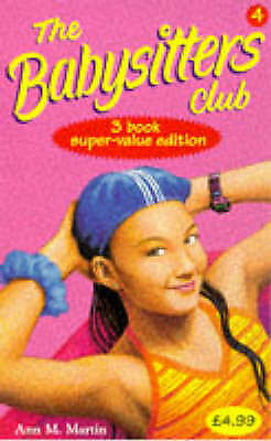 """Babysitters Club Collection: """"Logan Likes Mary Anne"""", """"Kristy and the Snobs"""", """"C"""