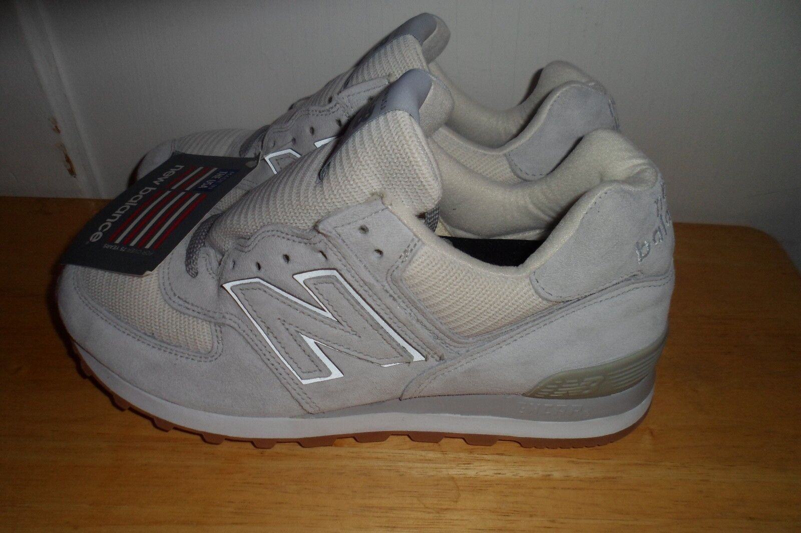 MUST SEE AWESOME NWT New Balance Custom 574 US574W1 SHOES WOMENS 8.5 B
