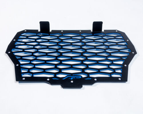 Agency Power Black//Blue Premium Grill Polaris RZR XP//XP 4 Turbo