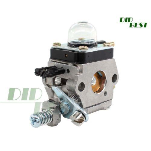Vergaser mit Reparatursatz für Zama C1U-K54A Echo 12520013123 Mantis Pinne