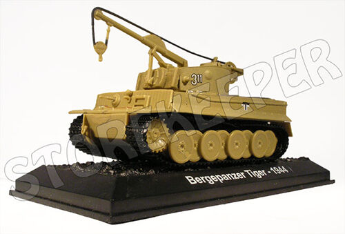 BERGEPANZER TIGER-Germania - 1944 - TIGER-Germania 1/72 No11 ce370f