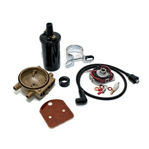 ford 9n wiring diagram 12 volt conversion ford 9n distributor diagram ignitor ignition & coil relocation kit ford 8n 2n 9n ...