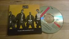 CD Pop MN8 - I've Got A Little Something For You (5 Song) Promo COLUMBIA SONY cb