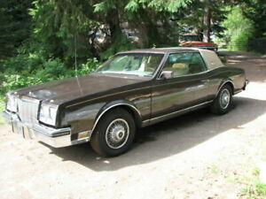 JUST REDUCED! 1982 Buick Riviera
