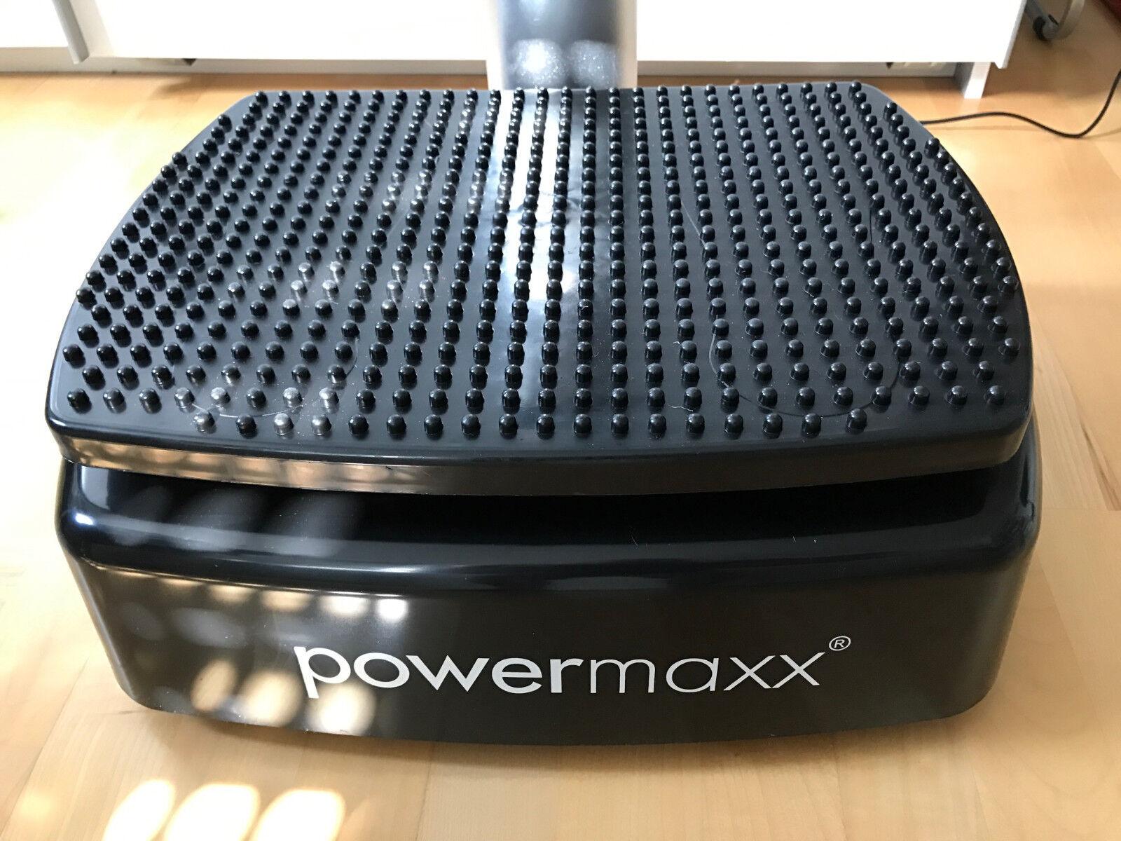 Vibrationstrainer von Fitness powermaxx maxxworld - B-Ware aber wie neu - Fitness von 6b4976