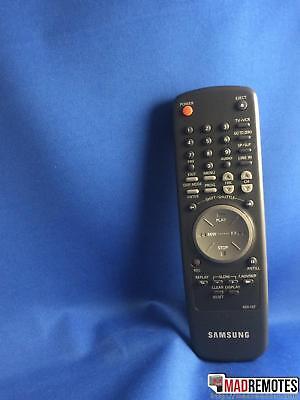 Remote Control For Samsung DVD-R121 DVD-VR320 DVD VCR ...
