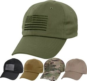 e15906db0d9 Image is loading Tactical-Operator-Cap-Military-Contractor-Hat-with- Embroidered-