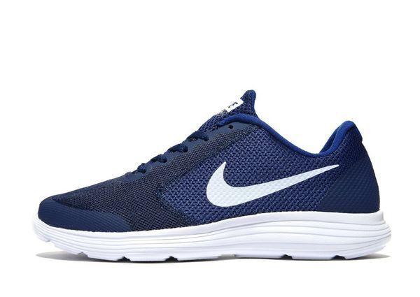 Nike Revolution 3 Junior 5//US Girls/entrenador de mujer (5.5) 5//US Junior Reino Unido Azul Nuevo Y En Caja 464619