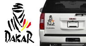 Dakar Drapeau Espagne Autocollant Vinyle Touareg. Flag Touareg Sticker Ffbeowky-07235411-579008985