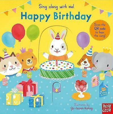 Yu-hsuan Huang, Sing Along With Me! Happy Birthday, Very Good Book