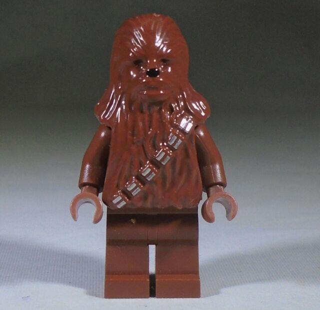 LEGO Star Wars Chewbacca Brown minifigure