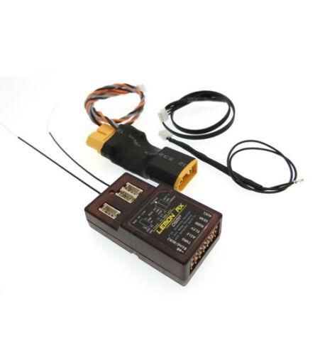 DSMX compatible Lemon Rx DSMP 7-Ch Full-Range Telemetry W Diversity Rx XT-60