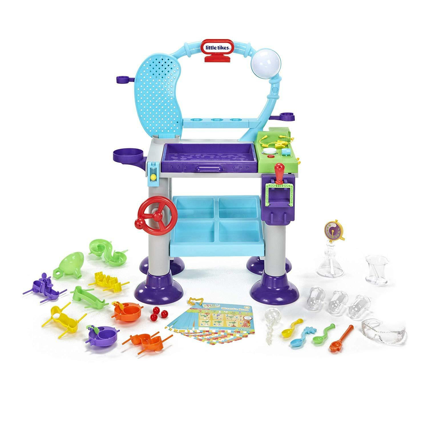 Kids Learning Toy Science Lab Creative Learning Toddler Toddler Toddler Preschooler Kids Gym Set c24d6f