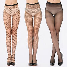 Fashion Women's Net Fishnet Bodystockings Pattern Pantyhose Tights Stockings ilo